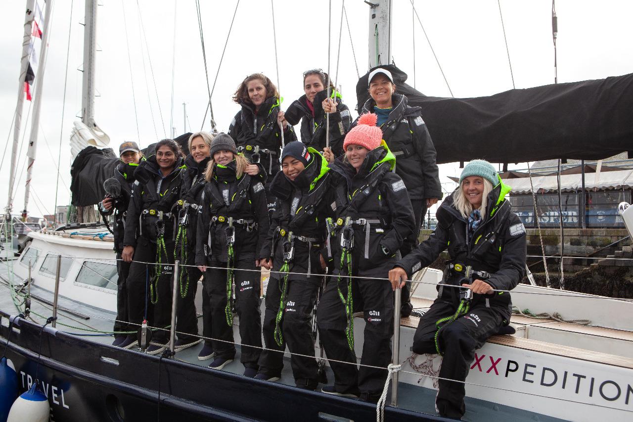 Kirana Agustina: Banyak Sampah Plastik di Samudera Atlantik