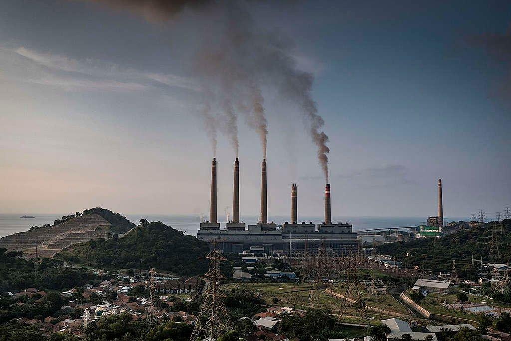 Menuju COP26 di Glasgow : Indonesia Jadi Ancaman Gagalnya Perjanjian Paris