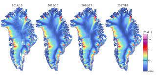 Deras Hujan di Greenland, Bukti Rusaknya Keseimbangan Alam