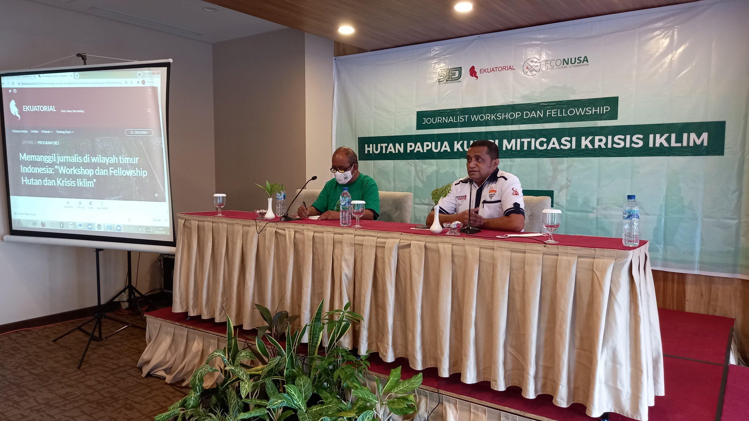 Hutan Papua Kunci Mitigasi Krisis Iklim, Butuh Dukungan Semua Pihak untuk Menjaganya